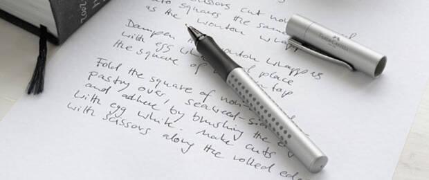 Faber Castell Engagiert Sich Für Das Schreiben Per Hand
