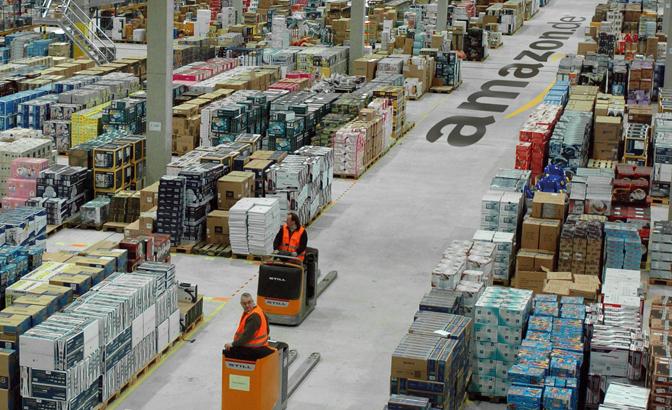 Amazon Express Lieferung